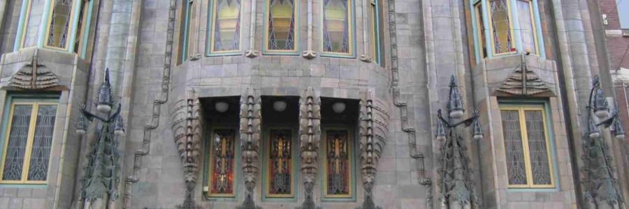 Feestelijke lancering in Tuschinski